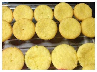 Vanilla Cupcakes Recipe Trial I