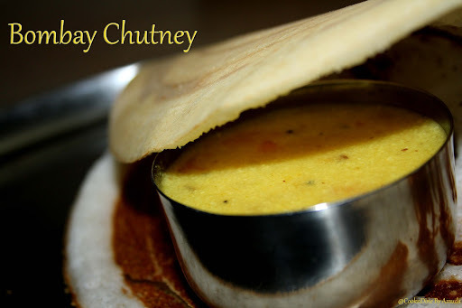 Bombay Chutney- Thoor Dhal Version