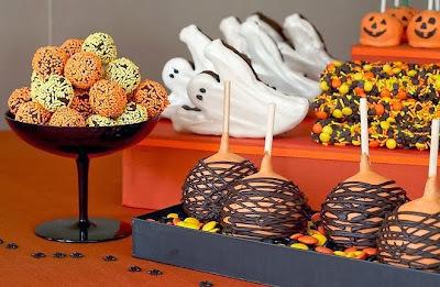 de doces fáceis para crianças fazer para o halloween