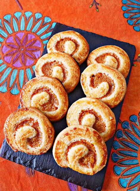 Espirales de Boniato