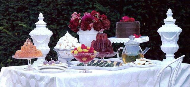 Sophie Dahl's Elderflower Jelly