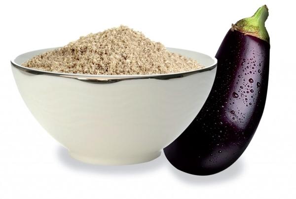 Farinha de berinjela: reduz o colesterol e traz saciedade