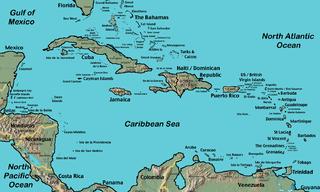 Tabla de índice glucémico- Caribe y Antillas