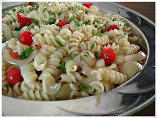 Salada Parafuso a Delícia