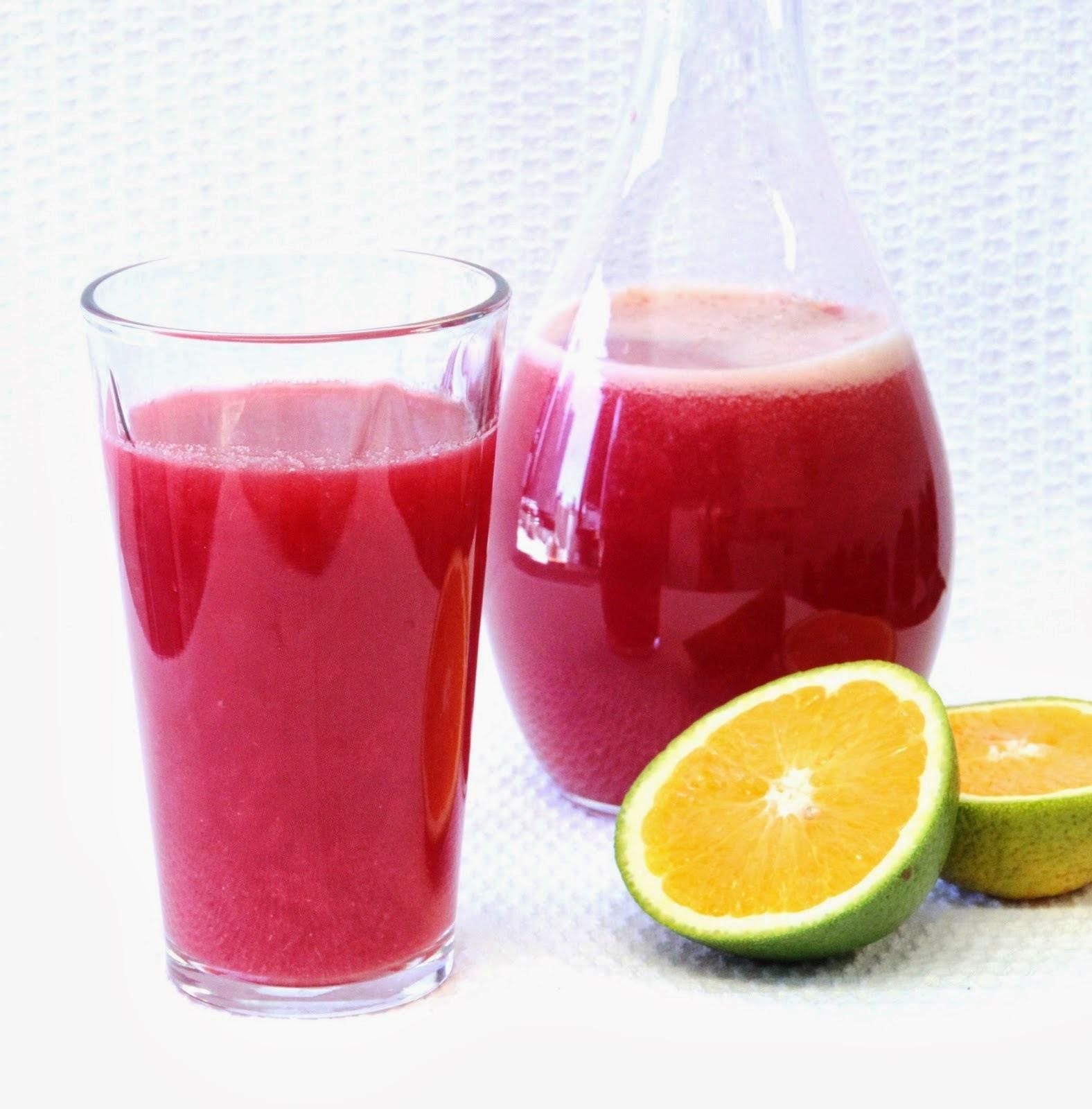 Dicas Saudáveis: Suco de Beterraba para melhorar o rendimento na atividade fisíca