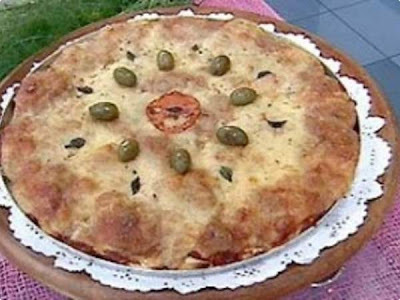 Pizza de Pão