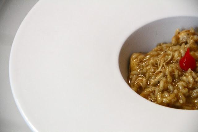 Risoto de Frango ao pesto com pimenta biquinho - com o MEU toque ítalo caipira