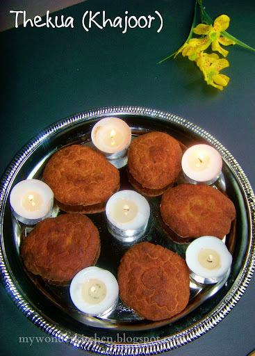 Thekua|Khajoor|Bihari snack - Remembering Bokaro