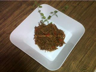 Carne Mechada de Mayela