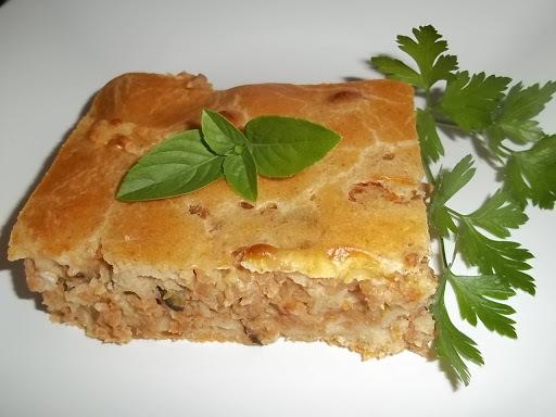 recheio vegetariano para torta de liquidificador