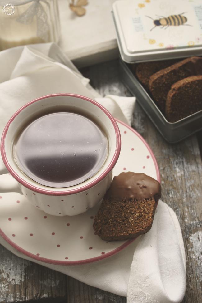Espresso Shortbread Cookies / Kavni piskoti