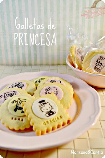 Galletas de Princesa!