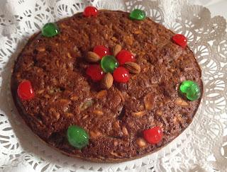 de torta de chocolate un cuarto de kilo
