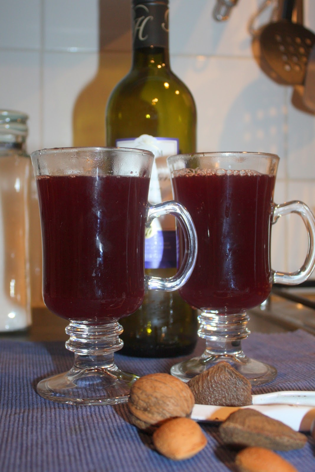 Mulled Wine Experiment 1
