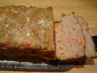 Meatloaf- Pan de Carne