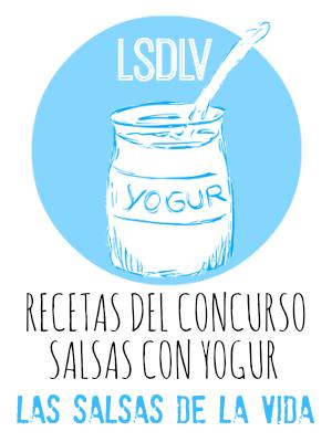 Concurso - Salsas con yogur - Las salsas participantes