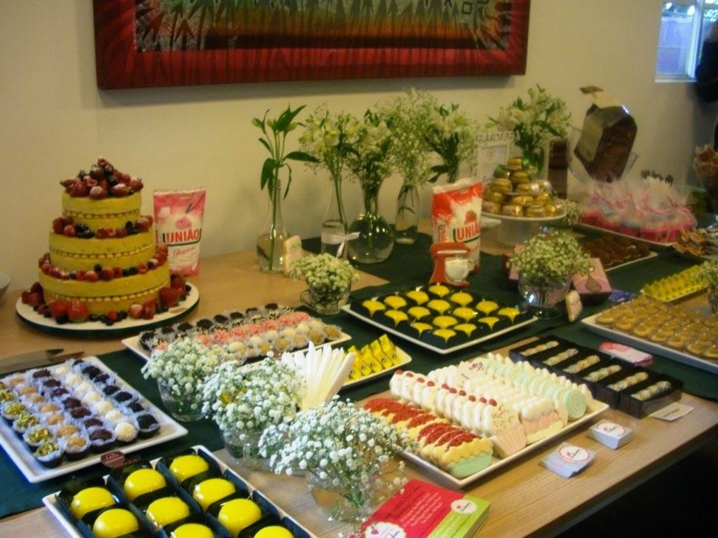 Expo Brasil Chocolate 2014, Cake Design Expo e Evento Casa União - parte I