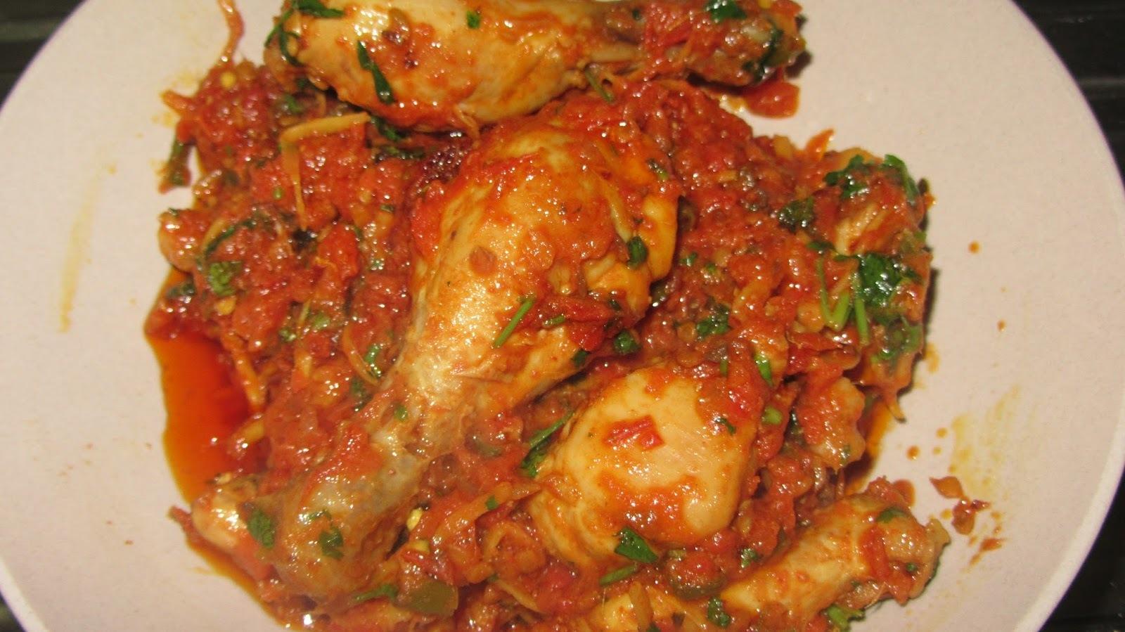 Peshawari Chicken Karahi