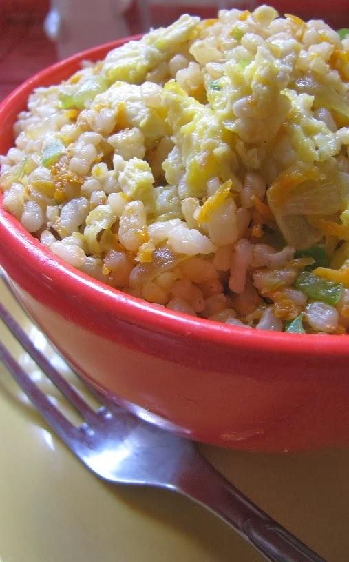 como se cocina el arroz yamani