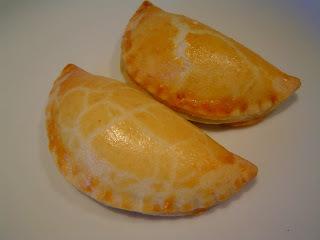 Empanadillas de Espinaca con Ricota
