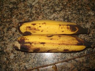 Papinha de Banana e Aveia