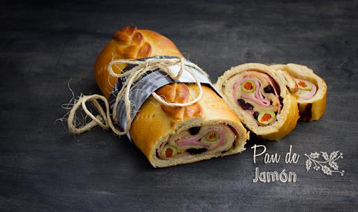Pan de Jamón / Navidades Chokolat Pimienta