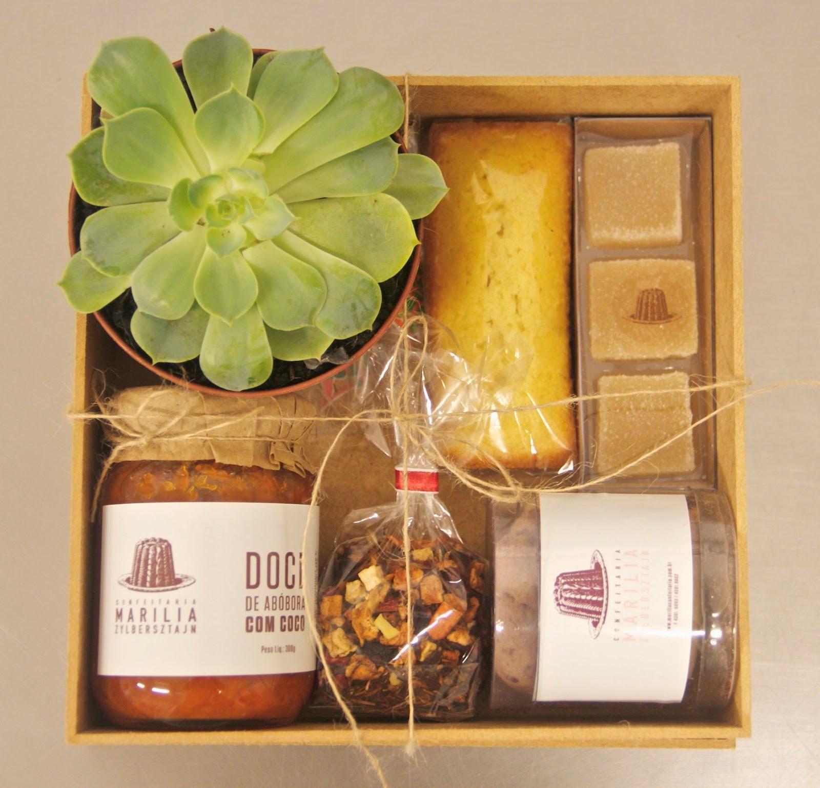 Presente para o Dia das Mães - Confeitaria Marilia Zylbersztajn