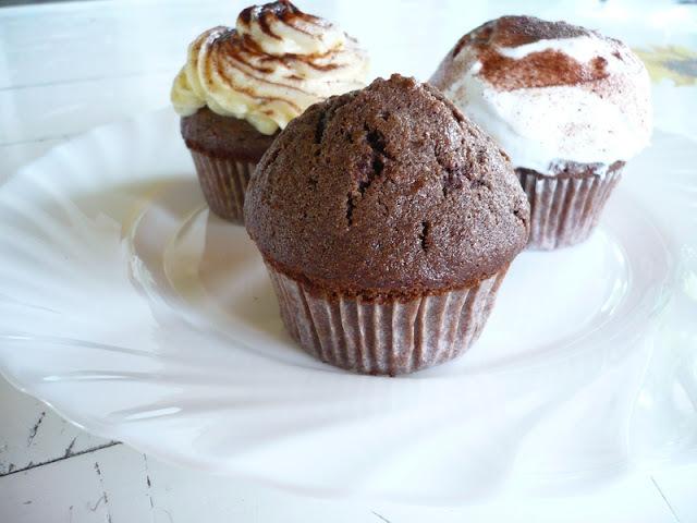 Muffini za prsteke polizat :)