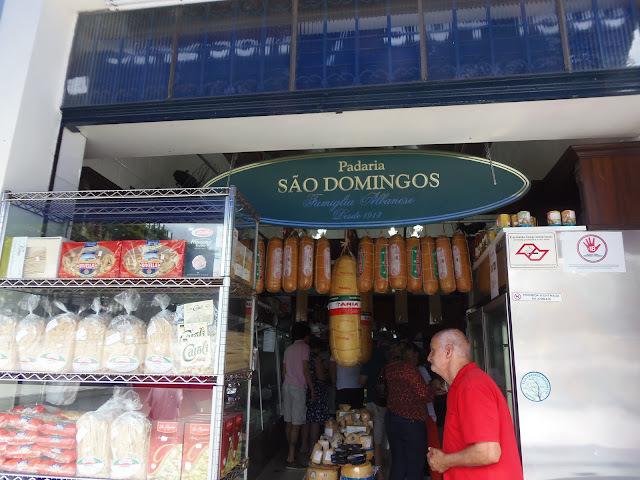 PADARIA SÃO DOMINGOS