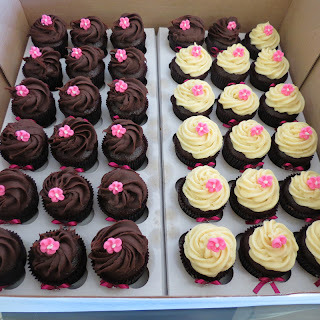 Receita Mini Cupcake Nozes e Mini Cupcake Chocolate Fácil!