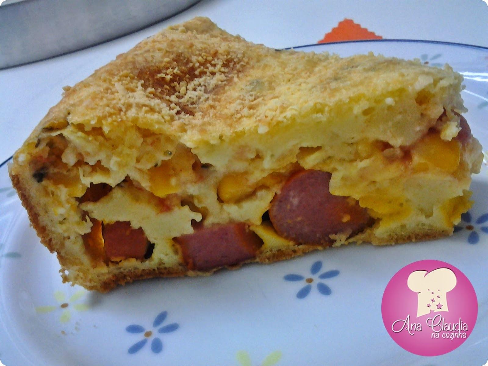 Hot Dog de Forno