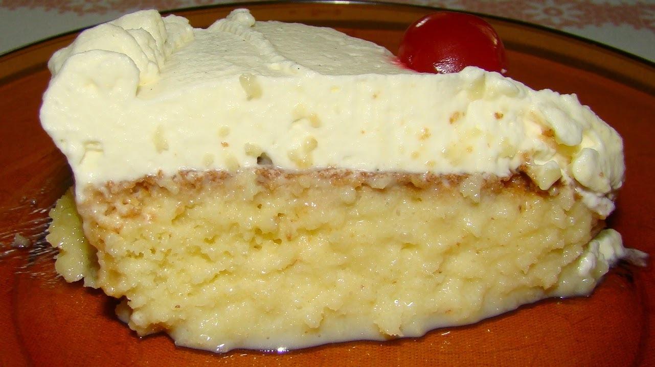 Torta Tres Leites