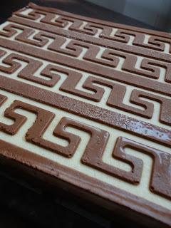 Délice aux deux chocolats