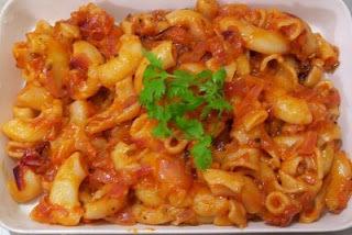 How to cook Macaroni?