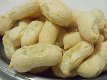 biscoito de polvilho azedo assado