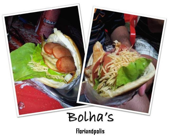 Bolha's: Para quem é de casa