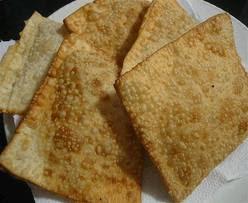 recheio de frango para pastel frito