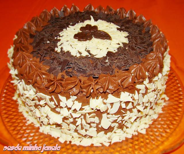do recheio de bolo dois amores