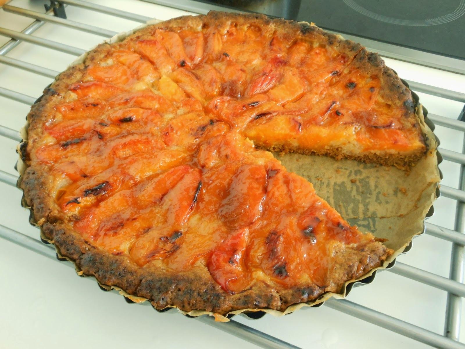 Marhuľový koláč - rýchly aj pre nešiky