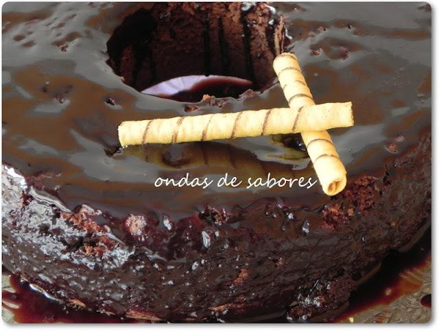 Bolo Nega Maluca...versão Café e Tradicional