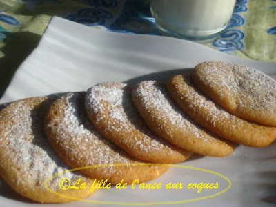 BISCUITS FRIGIDAIRES AU CITRON MEYER