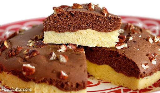 bolo de chocolate fofinho grande