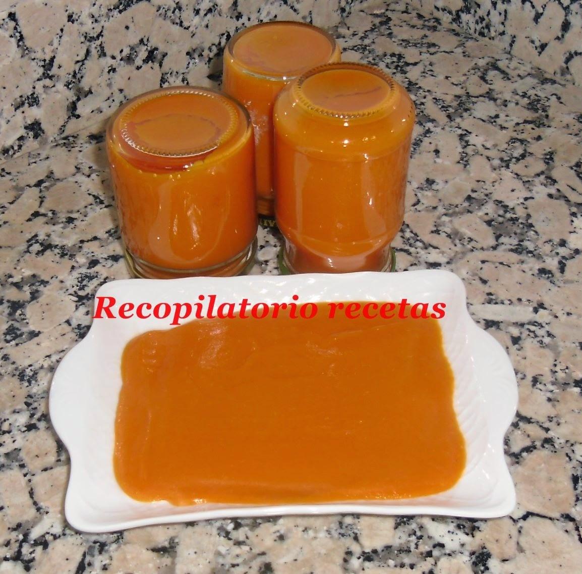 Salsa de tomate frito II en thermomix