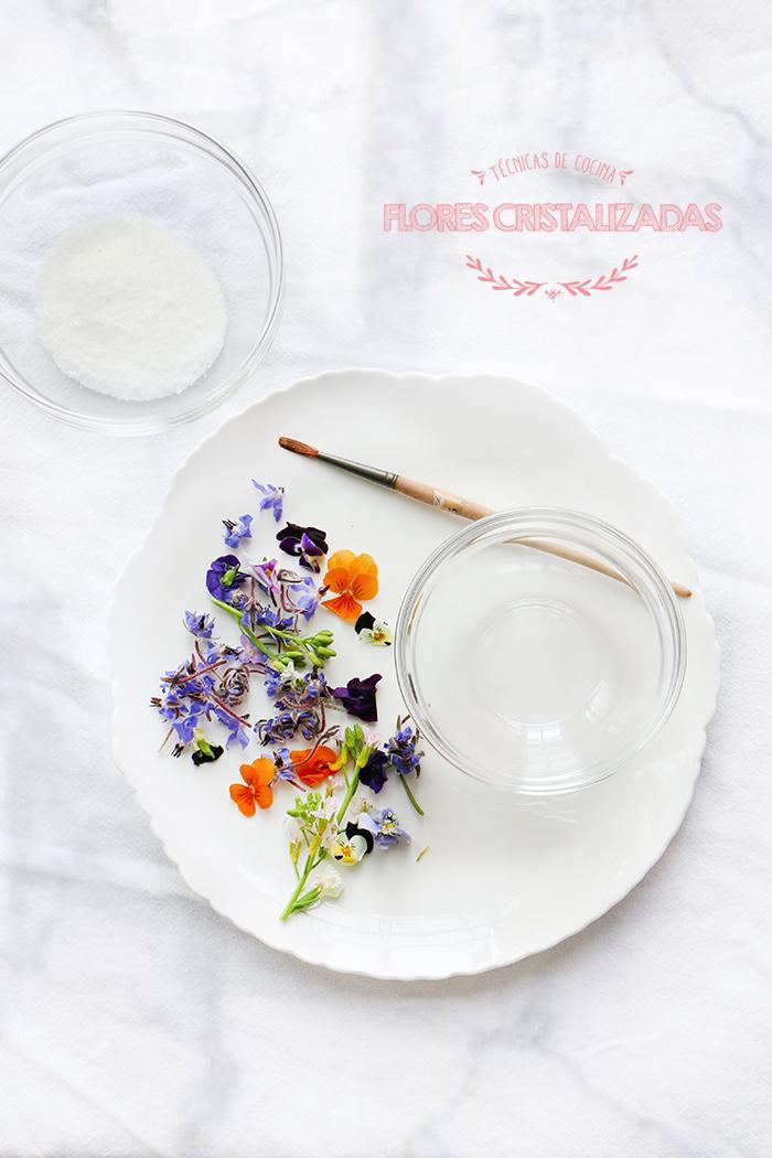Como Cristalizar Flores