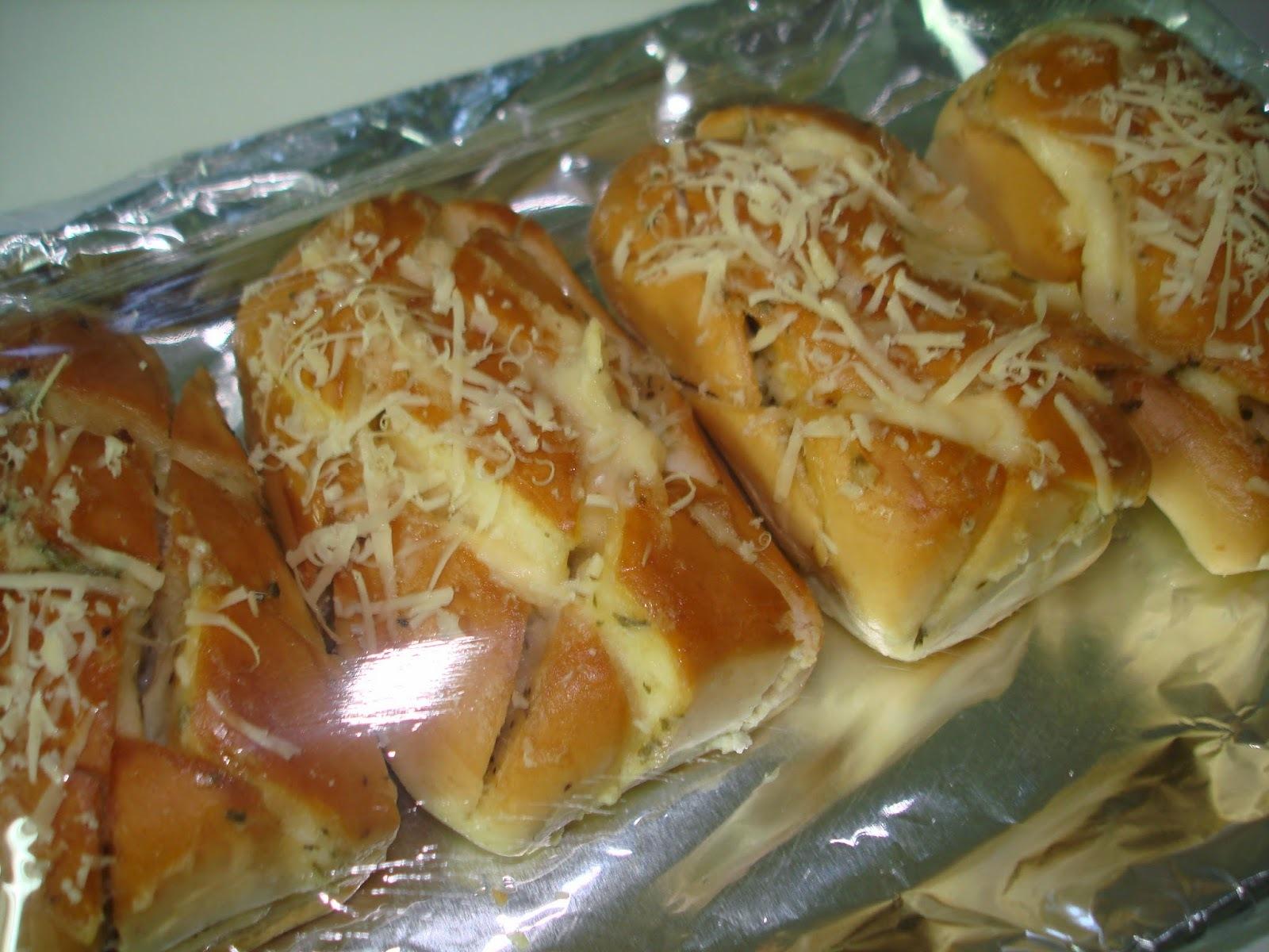 Pão de Alho para Todos os Gostos! Escolha o seu!