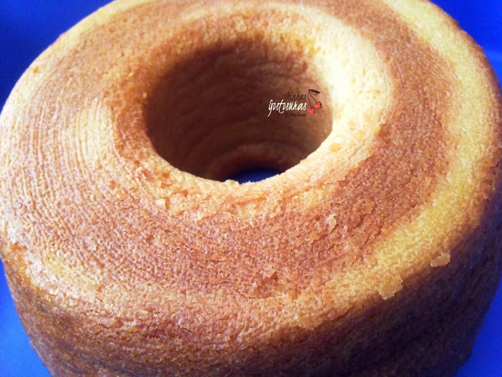 bolo de milho verde em lata simples no liquidificador