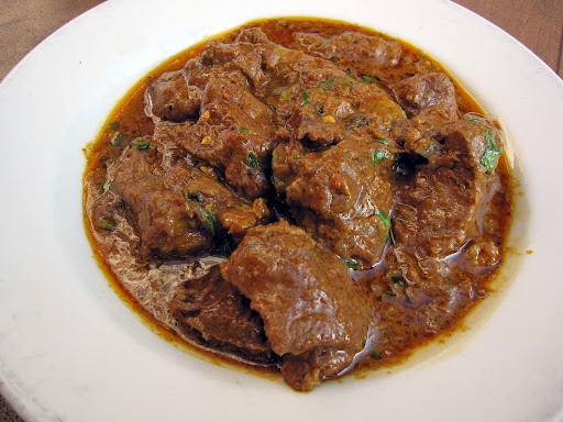 Achar Gosht (mutton)