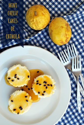 mini-cheesecakes de chinola {#RepDomLove}