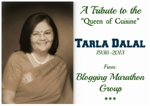 Cream Of Tomato Soup - Tribute To Tarla Dalal