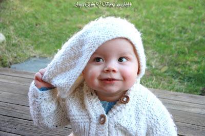 Lille prins er 10 mnd ♥